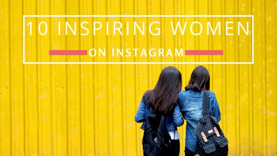 10 inspiring women